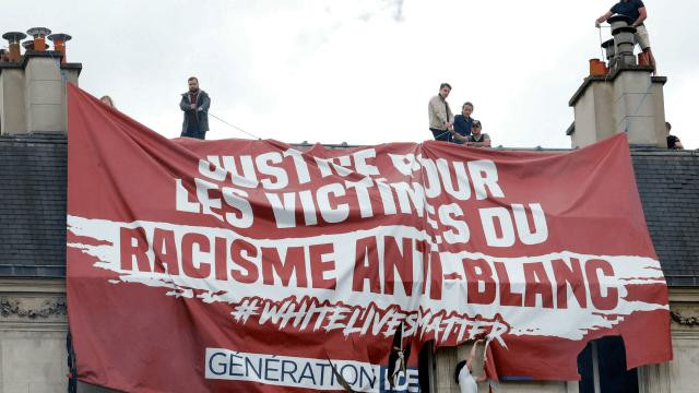 Le racisme anti-Blanc est une réalité pour 47% des Français