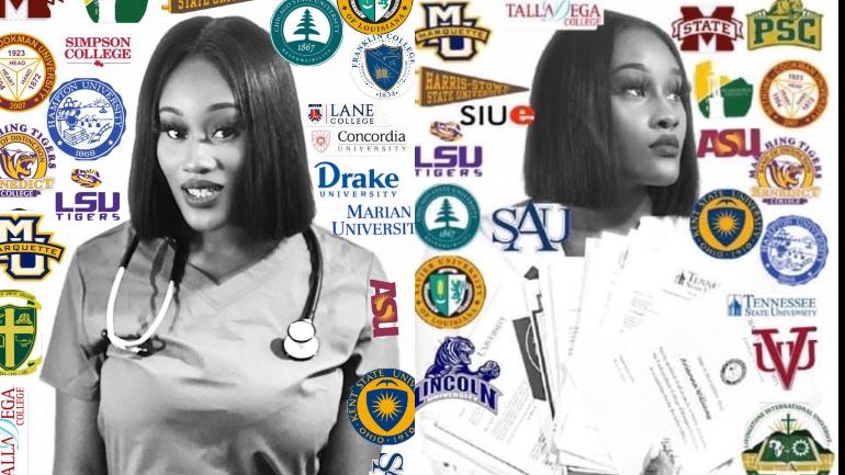 Des jumelles acceptées dans 38 universités avec $1000000 de bourses