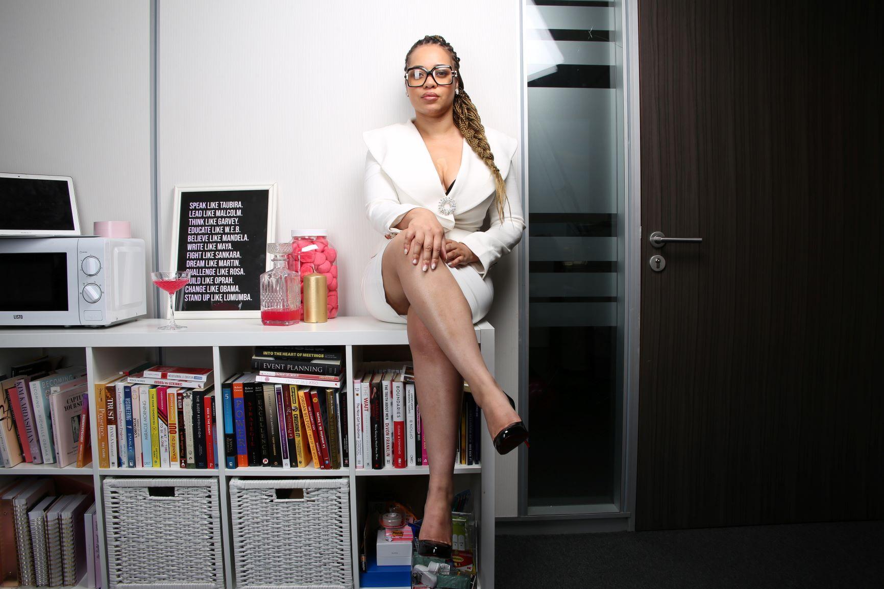 She got Game: Femme d'Influence ou l'académie des femmes d'ambition