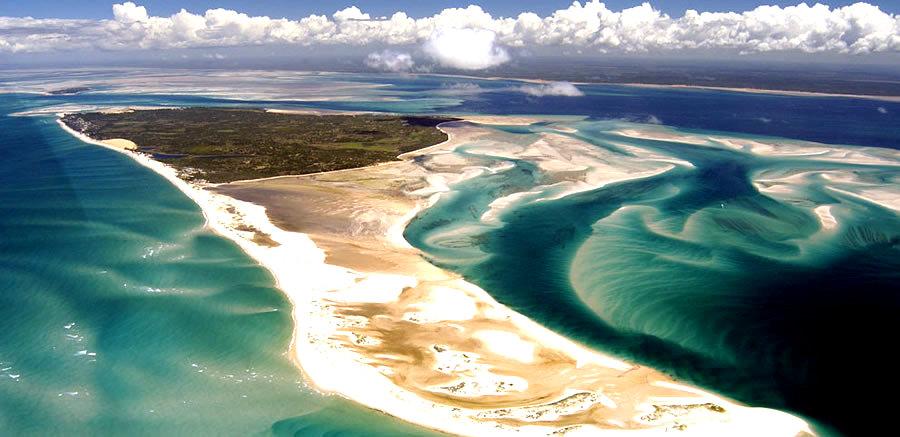 Les 7 plus beaux endroits et les moins connus d'Afrique.