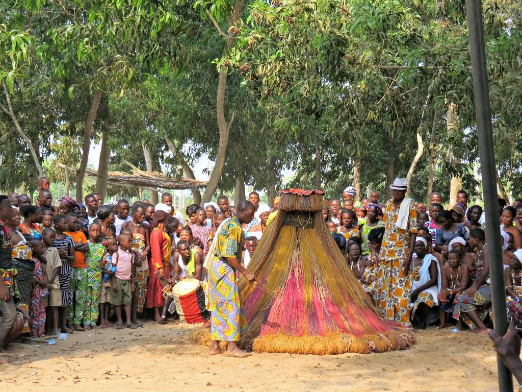 Cultures mythiques et mystiques du Bénin