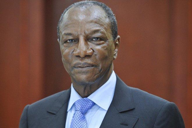 Guinée: la Céni déclare Alpha Condé président au premier tour