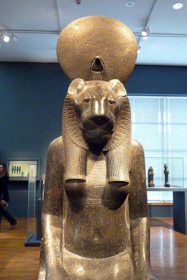 La déesse Sekhmet