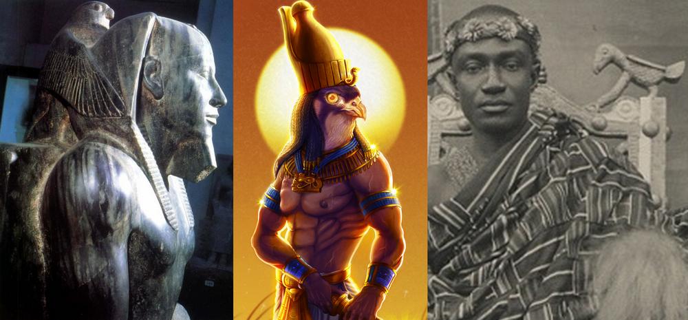 Horus, le dieu des rois de l'Egypte ancienne