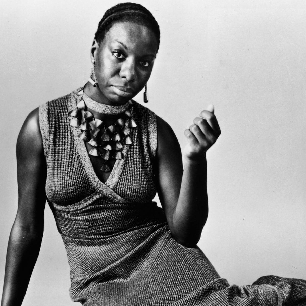 Nina Simone, grande voix du jazz et militante des droits civiques