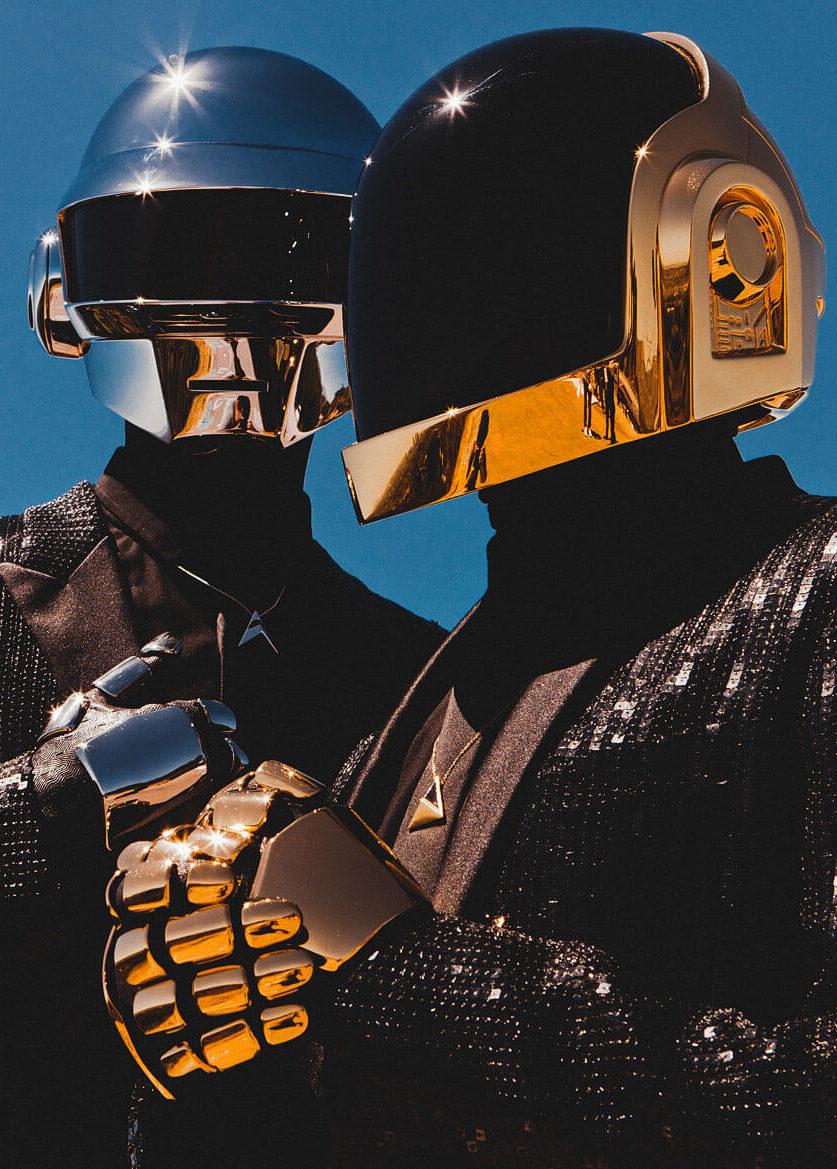 Daft Punk : séparation après 28 ans de «Black music»