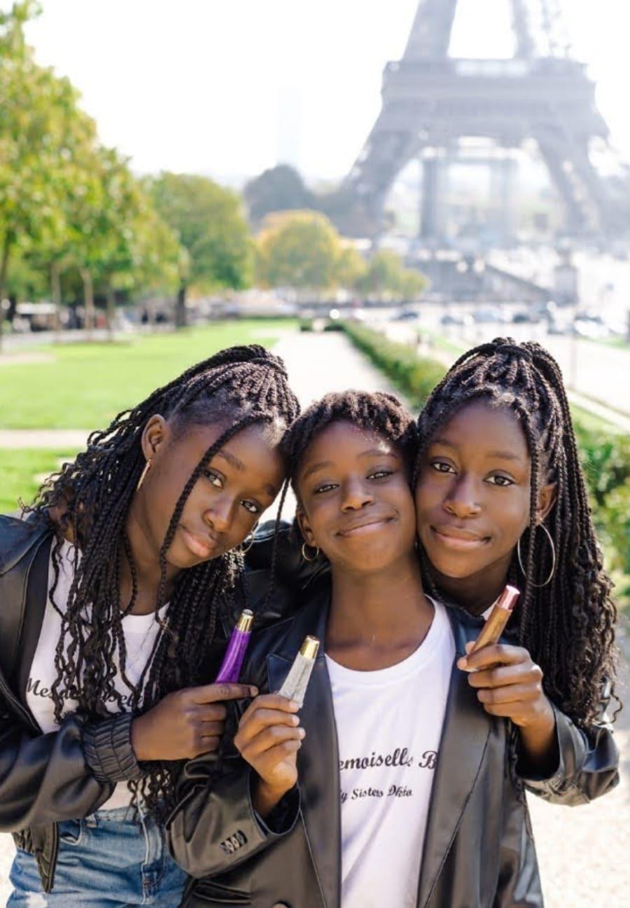 Mesdemoiselles Beauty by Sisters, quand la jeunesse entreprend!