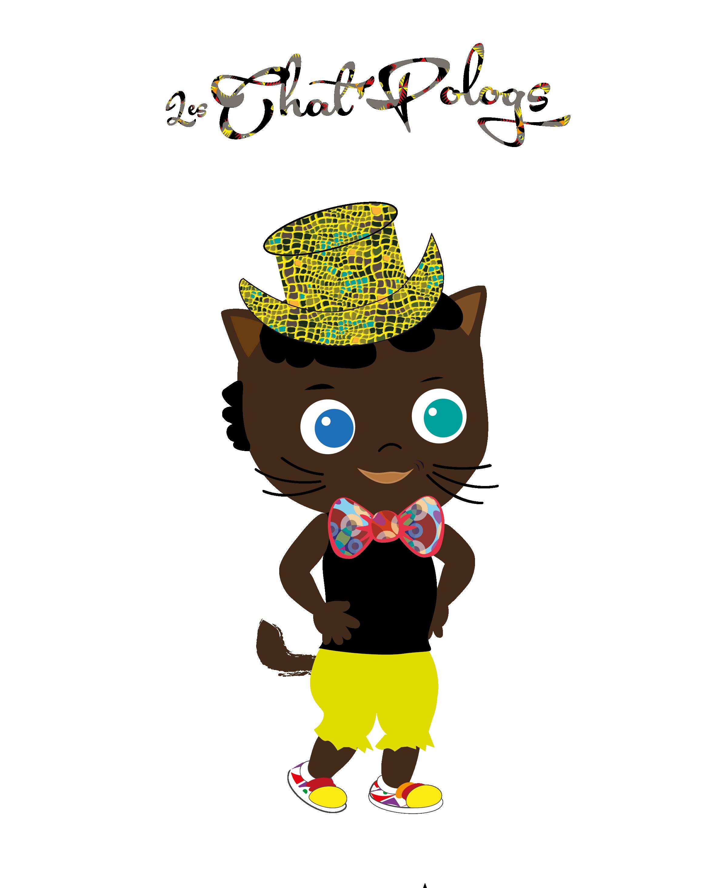 Les Chat'Pologs colorent le monde de leurs différences