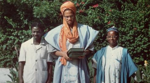 Le saviez-vous ? Lettre de Malcolm X écrite depuis Accra