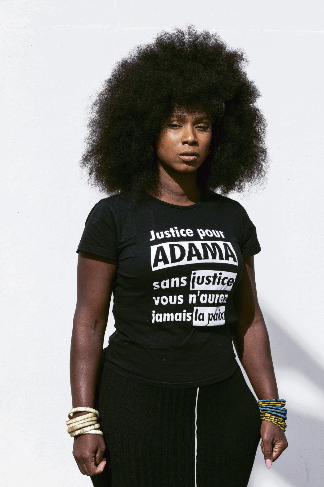 Assa Traoré condamnée en appel par la justice