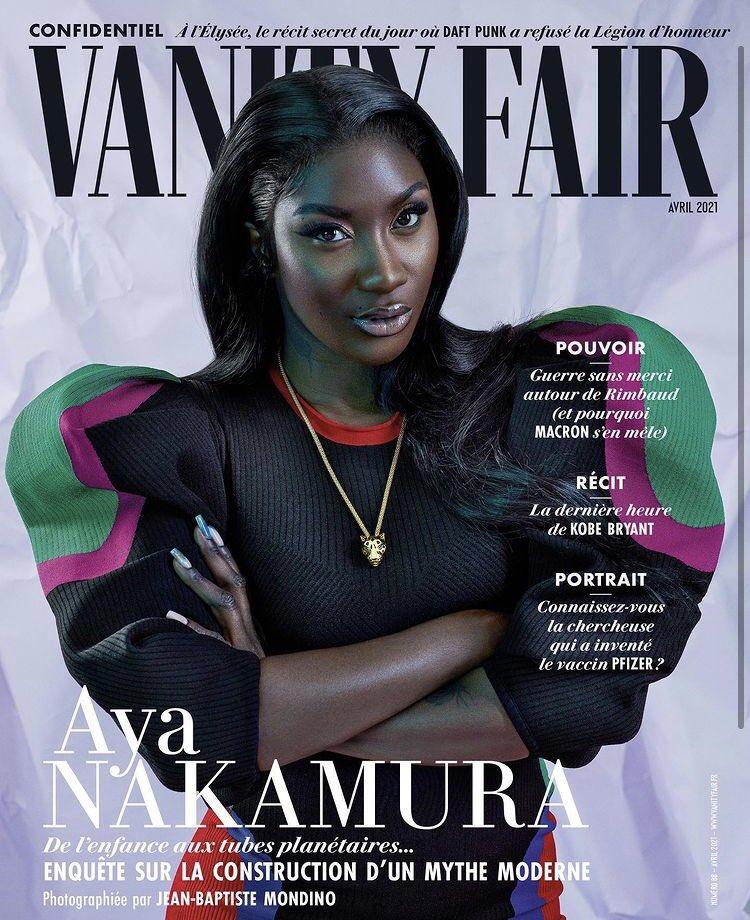 Aya Nakamura, boudée par les médias français ?