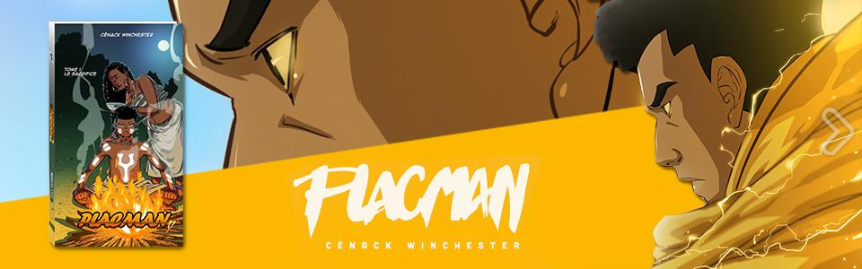 Placman - Le Sacrifice Comic