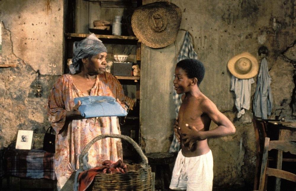 Le comportement (africain) physique et social des Antillais