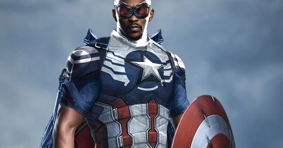 La difficulté d'être un Captain America noir dans une Amérique raciste