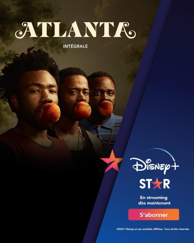 Atlanta disponible sur Disney+ Star