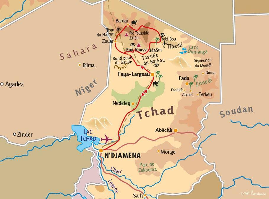 Le président tchadien Idriss Déby est décédé