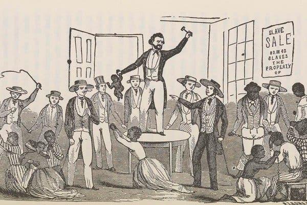 Un site permet de rechercher qui étaient propriétaires d'esclaves