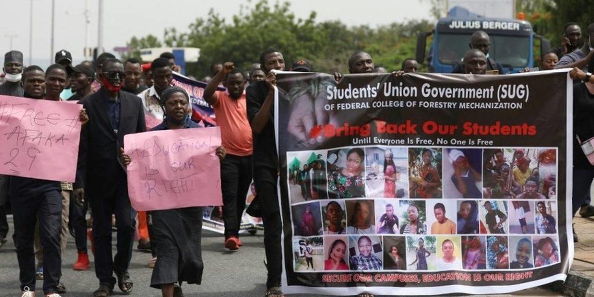 Au Nigéria, libération de 29 étudiants enlevés en mars