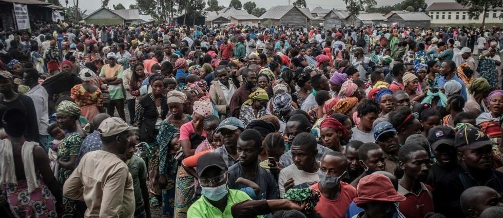 Volcan Nyiragongo : risque d'éruption et évacuation de Goma