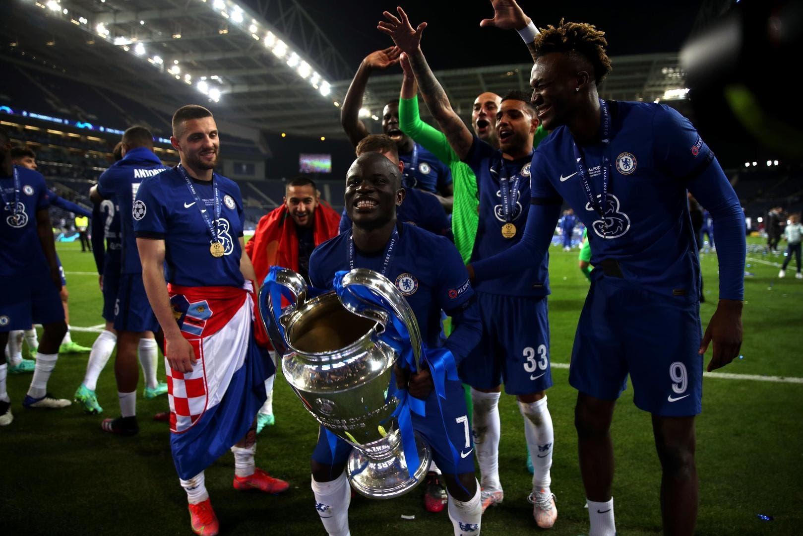 CHAMPIONS LEAGUE : N'GOLO KANTÉ, L'HOMME QUI N'AVAIT JAMAIS LE BLUES