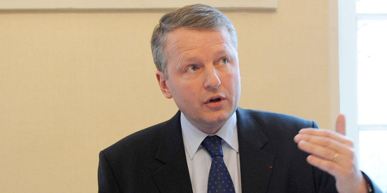 Rémy Heitz, Procureur de la République près le tribunal judiciaire de Paris depuis le 8 novembre 2018.