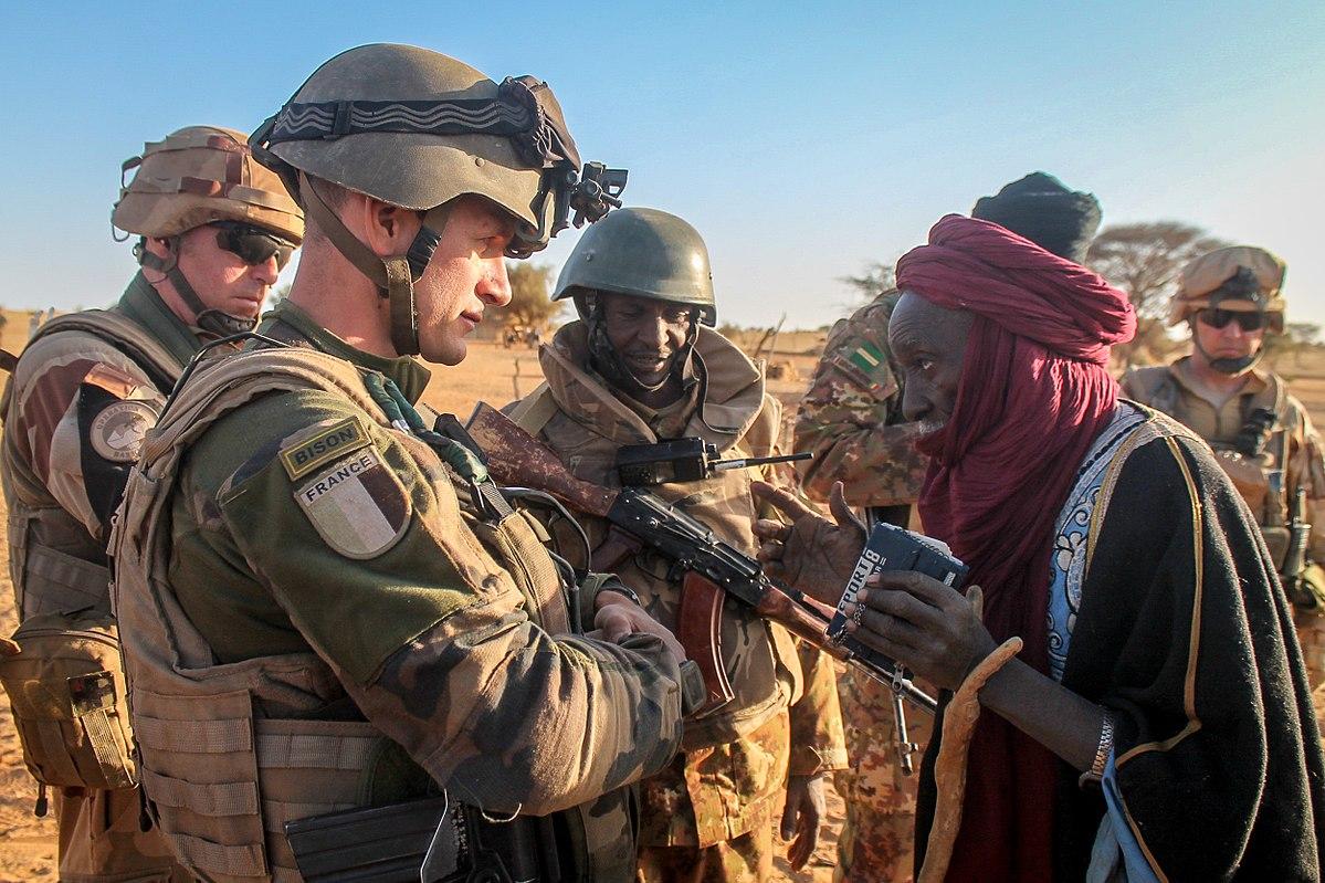La France annonce la fin de l'opération Barkhane