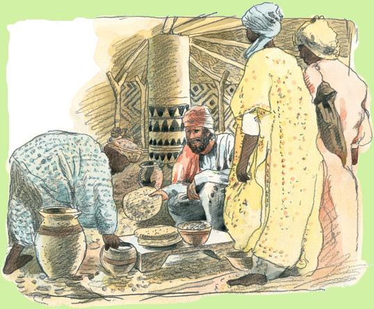 le statut de la femme dans l'empire de Mali
