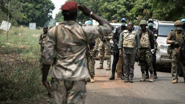 Les instructeurs russes ont commis des exactions en Centrafrique