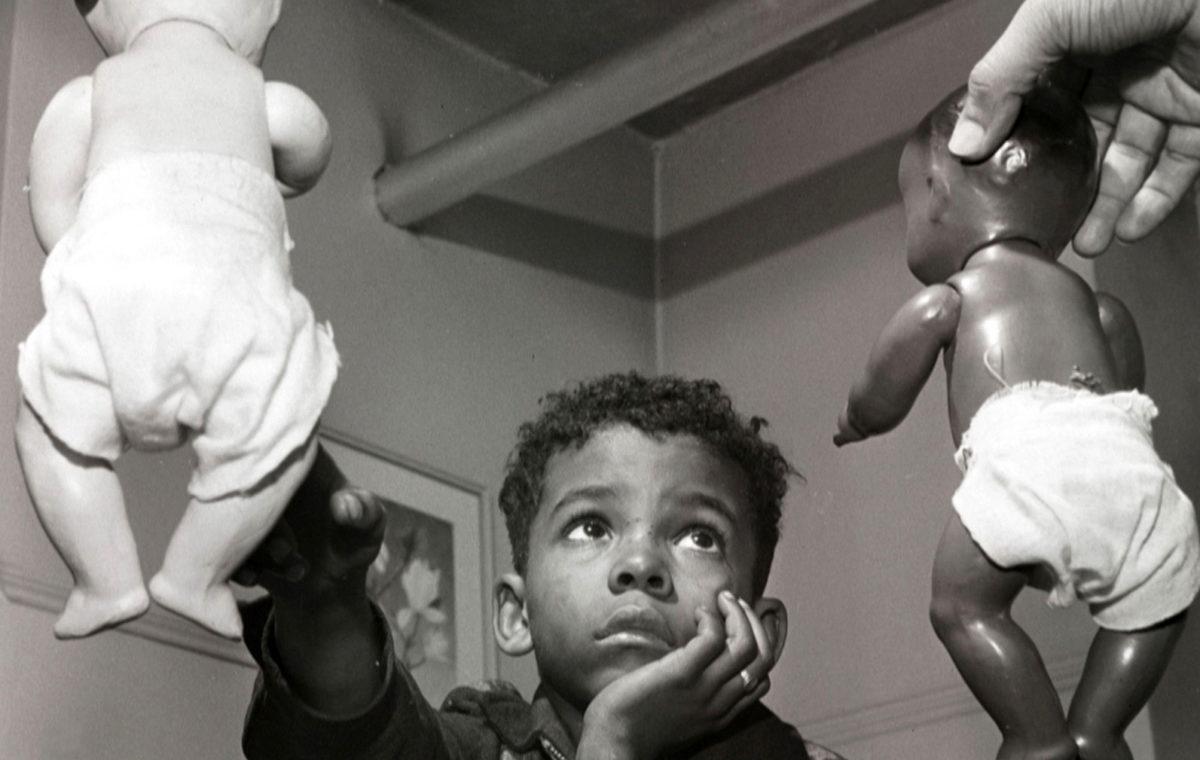 Le célèbre test des poupées de Mamie et Kenneth Clark