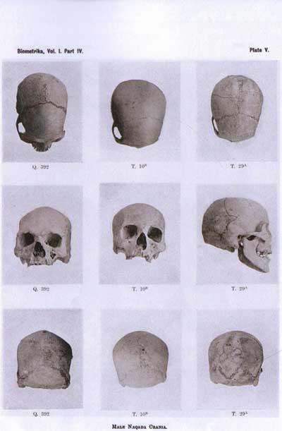 origines de l'Egypte