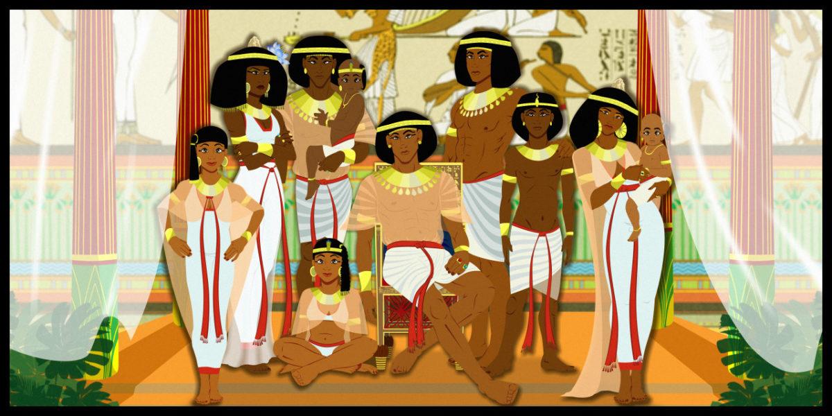 La dimension africaine des origines de l'Egypte