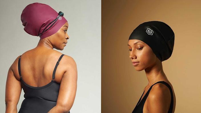 Aux JO 2021, pas de bonnets de bain pour cheveux afros