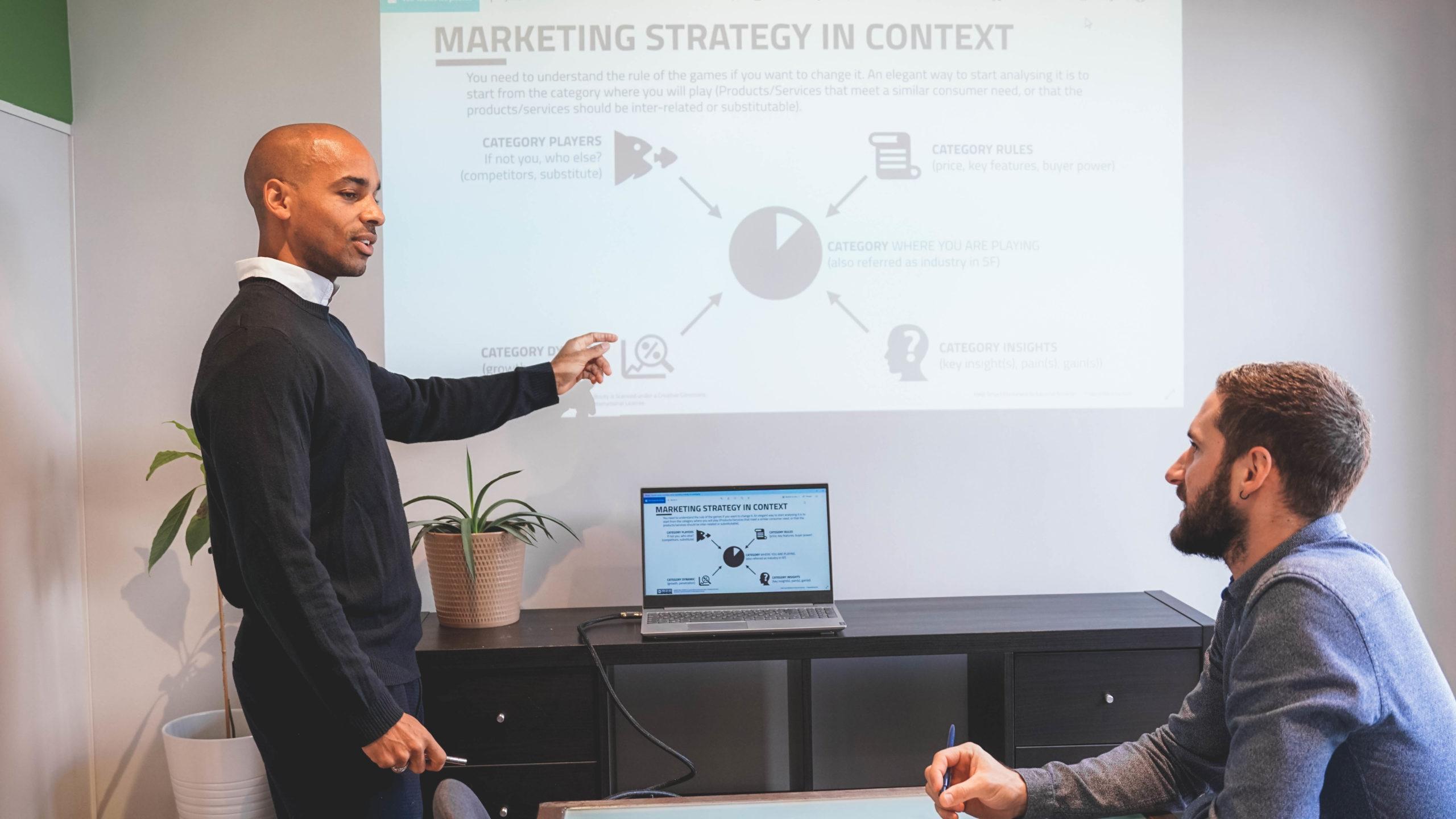 GDK Pro, Conseils Marketing & Création d'identité visuelle