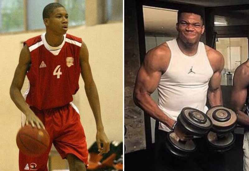 The Greek Freak Champion NBA