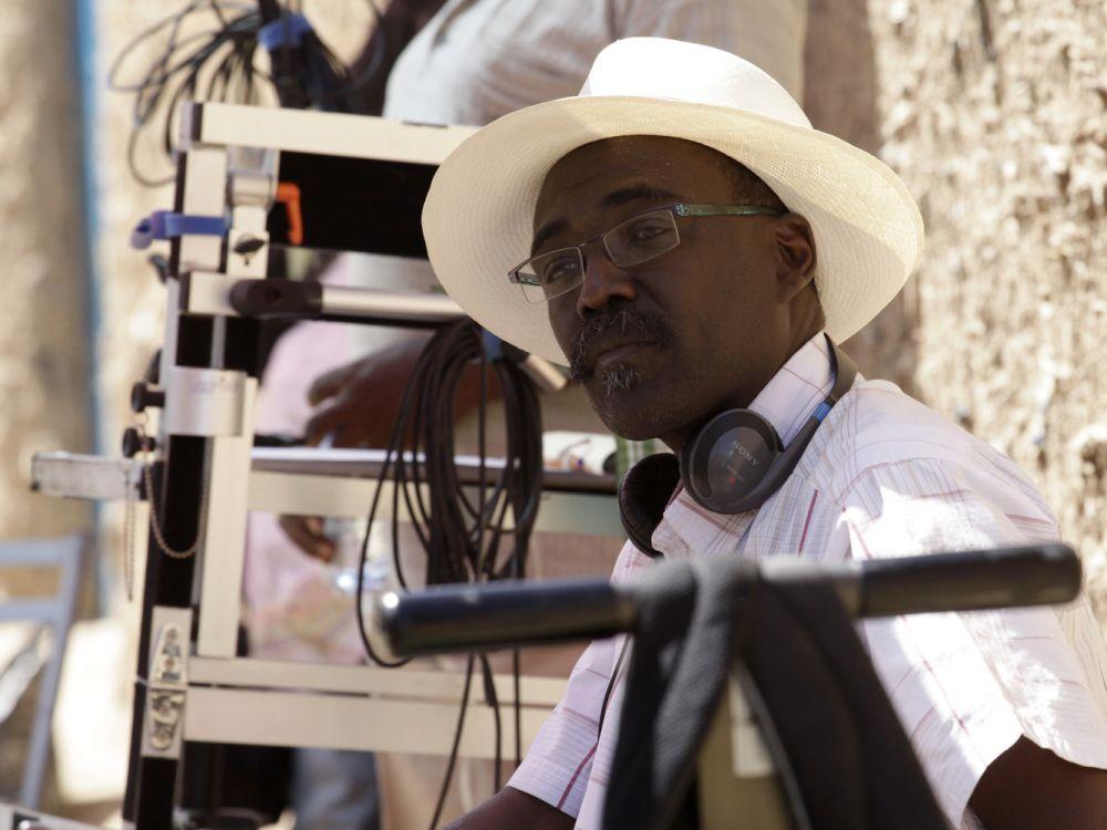 Cannes : le tchadien Mahamat-Saleh Haroun, en lice pour la palme d'or