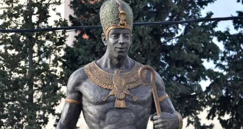 Les Kabyles, les Noirs et les Egyptiens anciens
