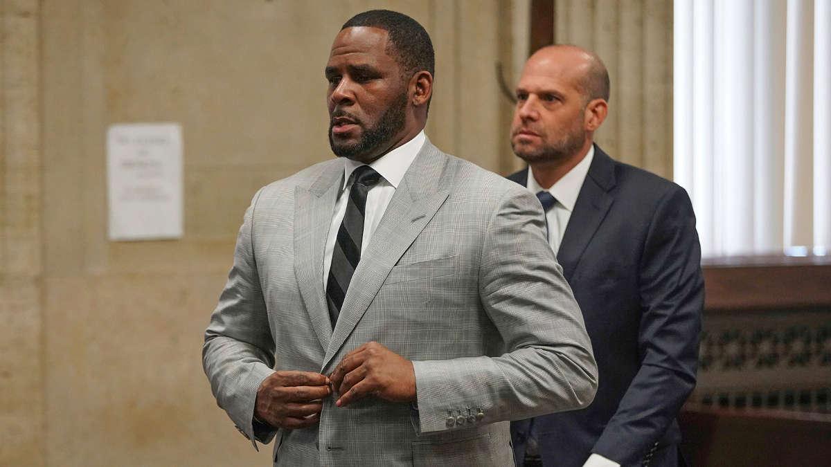 R.Kelly reconnu coupable de crimes sexuels