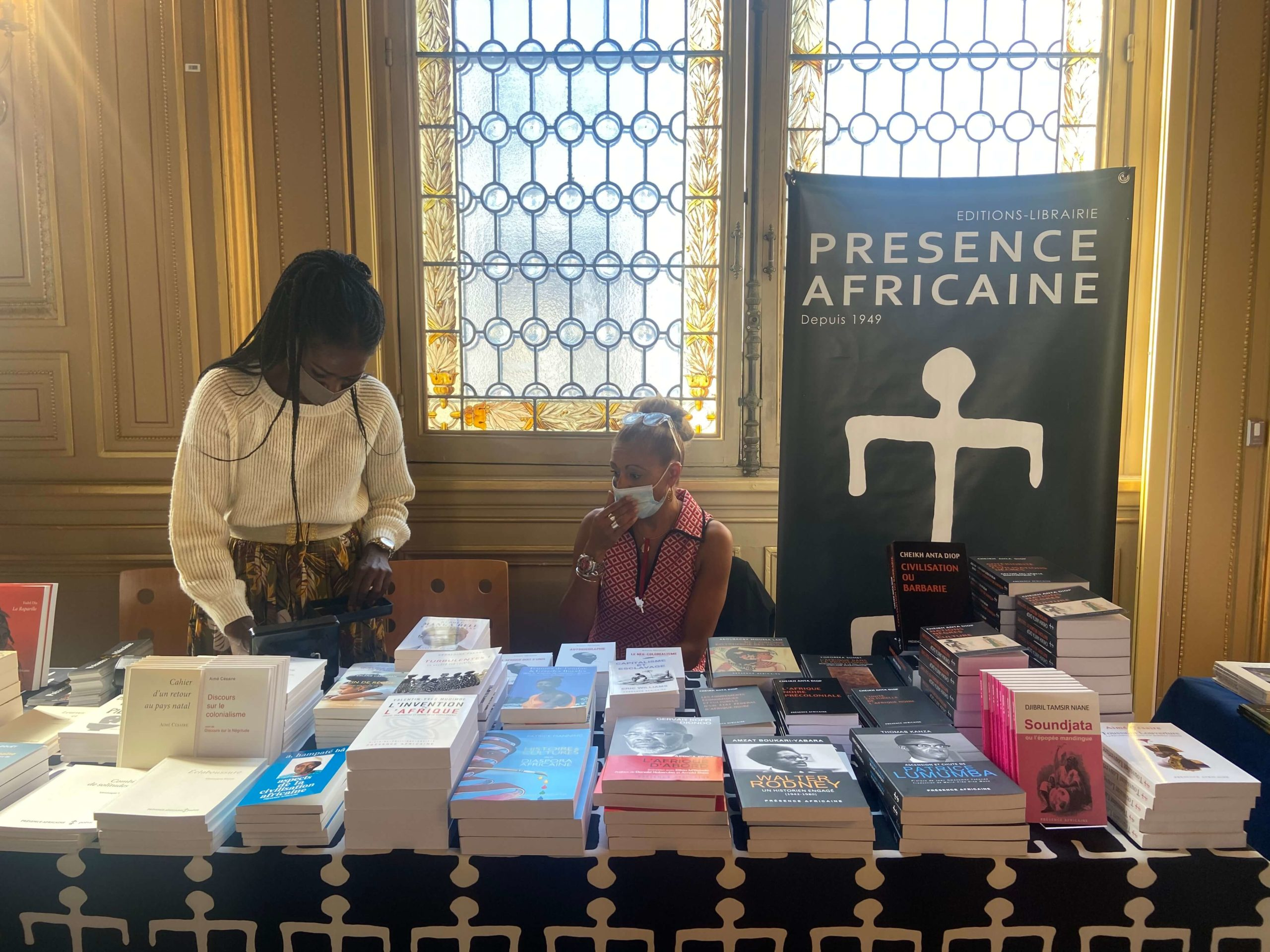 salon du livre africain