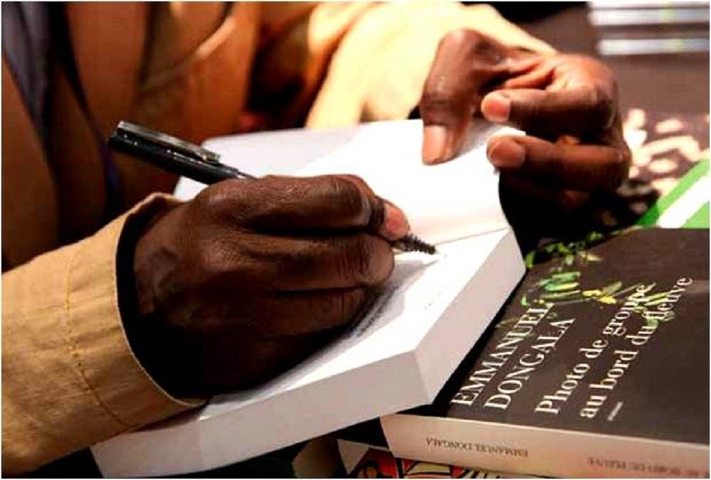 Première édition du salon du livre africain de Paris