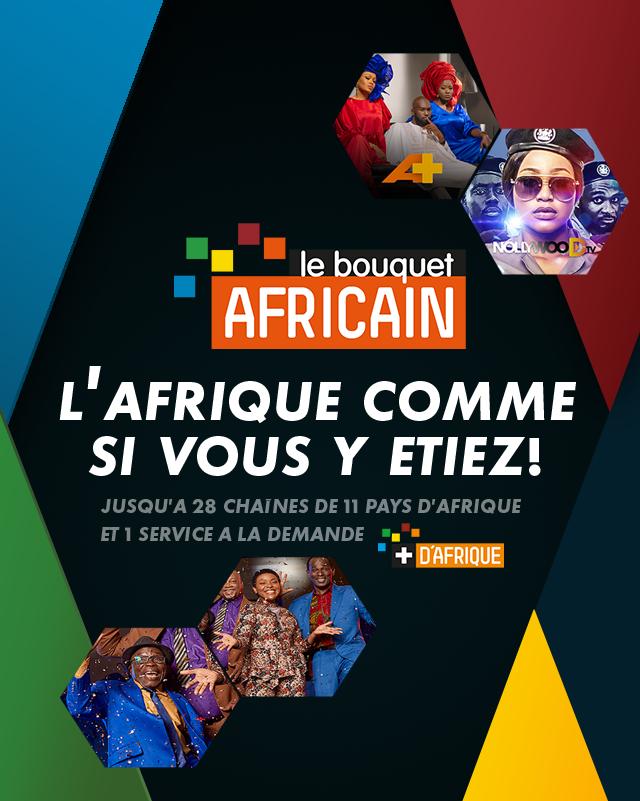Le Bouquet Africain de Thema