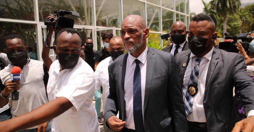Le Premier ministre haïtien suspecté pour le meurtre du président Jovenel Moïse