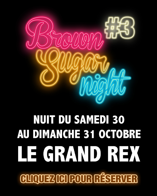 Brown Sugar Night #3