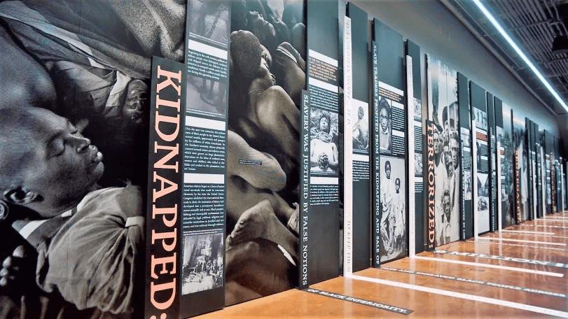Legacy Museum : de l'esclavage aux violences policières